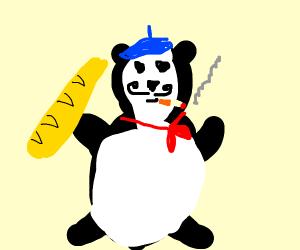 French Panda