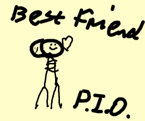 Best friend P.I.O.