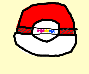 Candy in pokeball