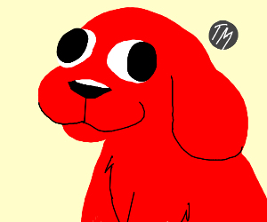 Clifford the big red dog tm