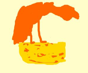Vulture God