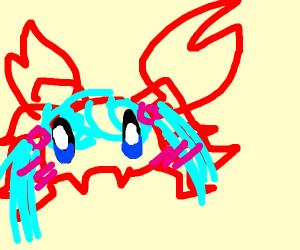 lobster waifu