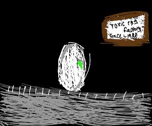 toxic egg factory