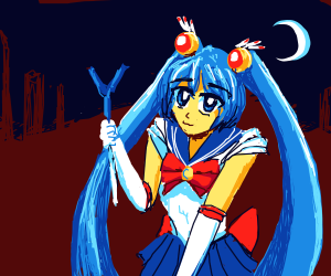 Sailor Mike Hatsune??