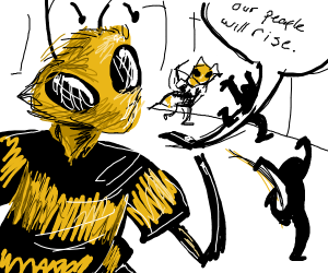 Invasion of the Bee People
