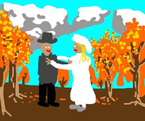 A Lovely Fall Wedding