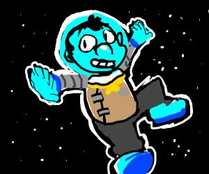 Space Kid (camp camp)