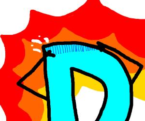 Drawception's mind is blown