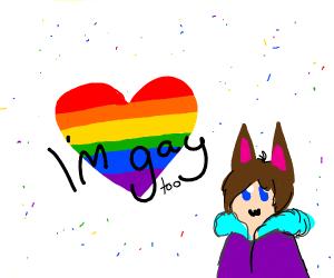 I'm gay guy