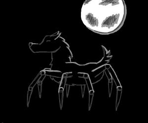 Spider-wolf(?)