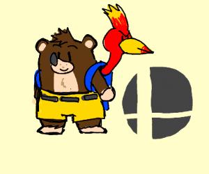 bear in smash