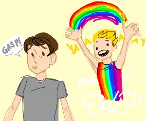 Surprise Rainbow