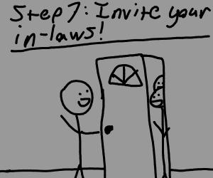 Step 6: Celebrate! Step 7: