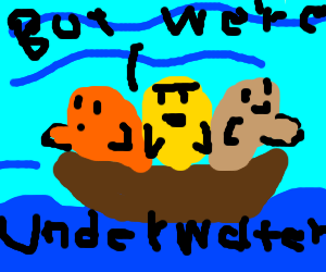 Fish in Boat