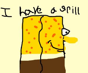 Spongebob says he has a Girlfriend