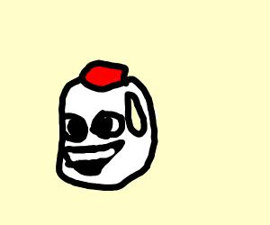 Dr. Seuss style Milk