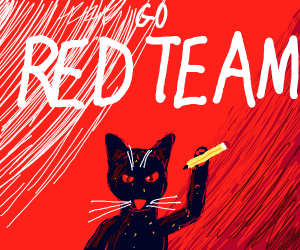 Red or Blue team you decide! (last one = red)