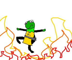 Muppet Mortal Kombat