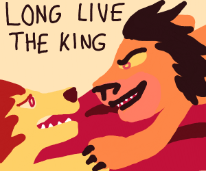 Long live the king (mufasa's death)