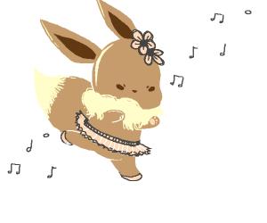 Dancer Eevee