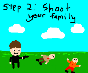 Step One: Shoot Your Dog