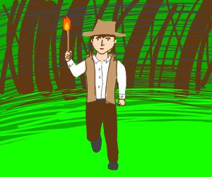 An australian explorer