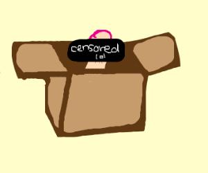 peen in a box