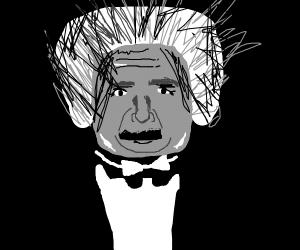 Draw the best Einstein. Pass it on.
