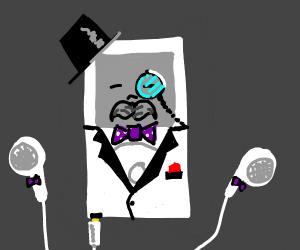 Classy iPod
