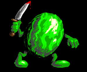murderous watermelon