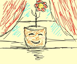 Happy Vase