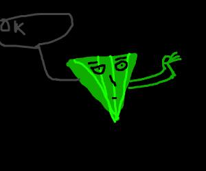 Emerald says ok