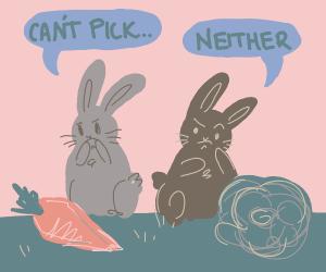 ambivalent rabbits