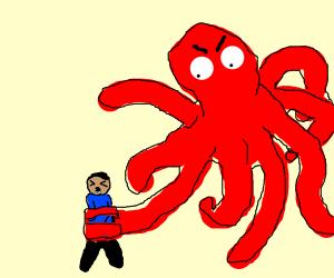 octopus strangle