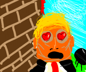 Trump prefers walls over barbecues