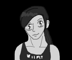 Anime Wii Fit Trainer