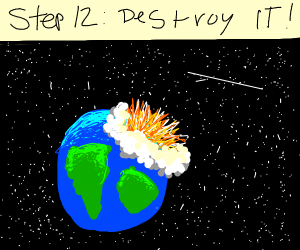 Step 11: Conquer the world!