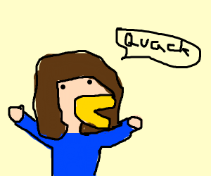 Pls duck me