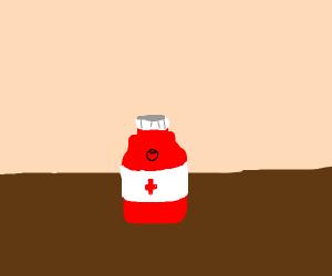 Hospital Ketchup