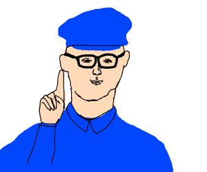 Content cop