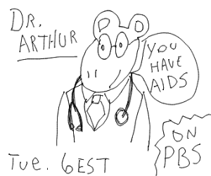 PBS' new hit Doctor Arthur