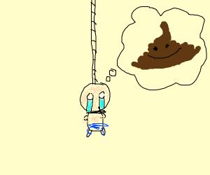 poop emoji haunts little boy