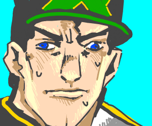 Jotaro is thicc :O