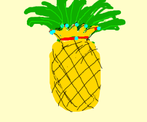 All hail Professor Pineapple.