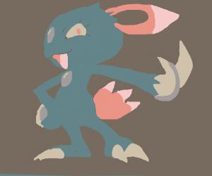 Sneasel (from Pokemon)