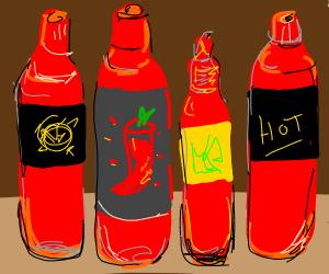 hot sauce shop