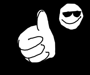 Thumbs up B)