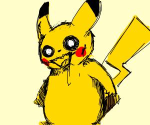 soulless pikachu