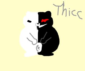 fat teddy bear