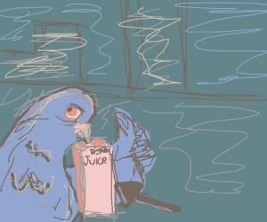 Pigeon Juice
